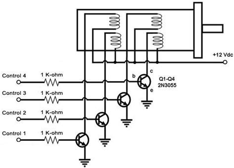 npn transistor driver circuit electronic projects