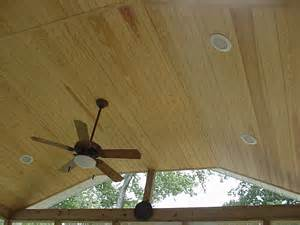 tung and groove pine ceiling smoot decks and designs inc