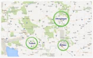 Distance From To El Paso Picor Connect Economic Development