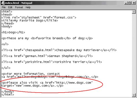 Html Layout Link | html css in pictures create links