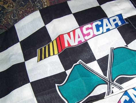 nascar curtains free 1 pair of nascar curtains other home gardening