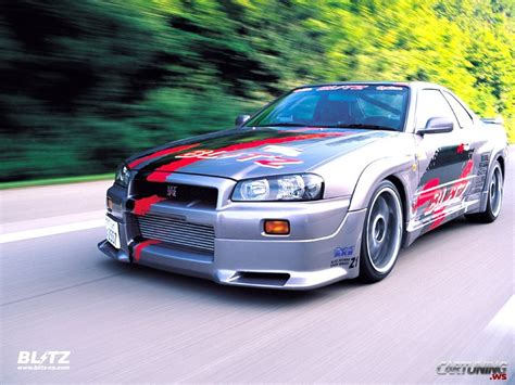 tuned r34 tuning nissan skyline r34 187 cartuning best car tuning