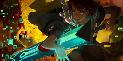 transistor supergiant gamegeex supergiant s transistor will make use of the ps4 dualshock 4 light bar
