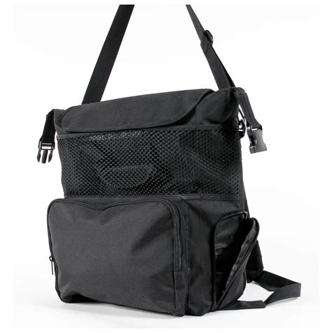 Babygo Inc Comp Cooler Bag Navy ao coolers 18 can canvas backpack cooler 293618 coolers at sportsman s guide