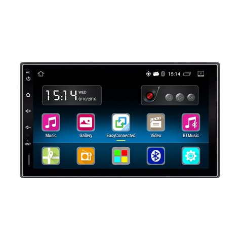 Android Definition by 2din Android 5 1 Car Radio Stereo 7 Inch Capacitive Touch