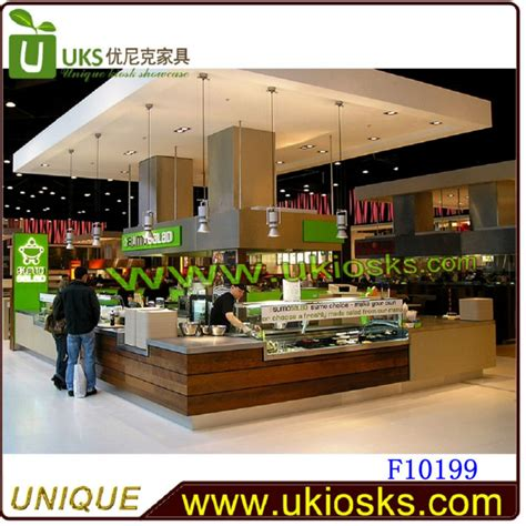 food court outlet design pink style fast food shop design food court fast food