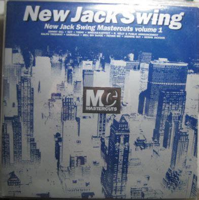 mastercuts new jack swing v a new jack swing mastercuts vol 1