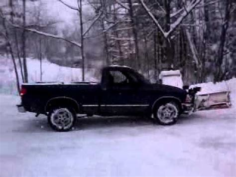 snow plowing     gmc youtube