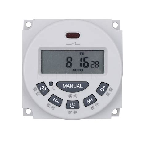 L Timer Switch by L701 Ac220v Electronic Timer Digital Lcd Programmable