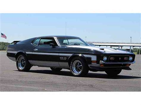 1971 mustang for sale 1971 ford mustang for sale on classiccars 49 available
