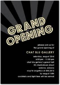 shop opening invitation templates grand opening corporate event invitations in black