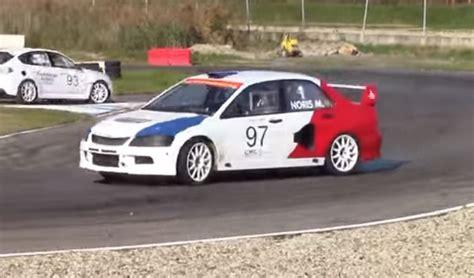 Mitsubishi Lancia Subaru Impreza Sti Vs Rallycross Mitsubishi Lancer Vs