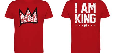 I Am King New pro supps new in quite some time i am king ps swag shirt due next week