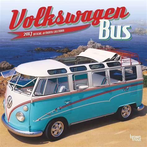 new volkswagen bus 2017 kalender 2018 volkswagen bus europosters se
