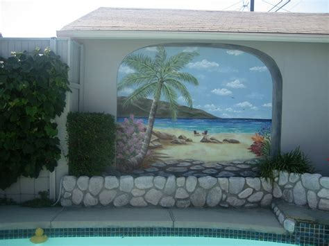 painting murals on outside walls exterior wall paint 16 ideas enhancedhomes org