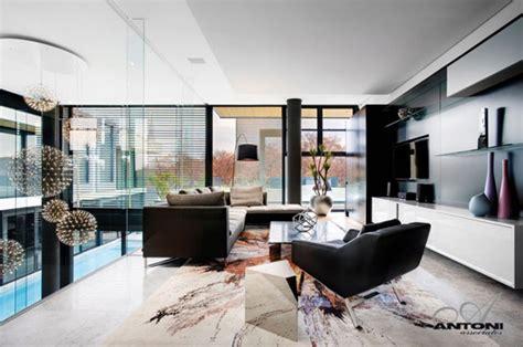 Interior Modern Homes Opulent Modern Home In Houghton Luxury House Interior
