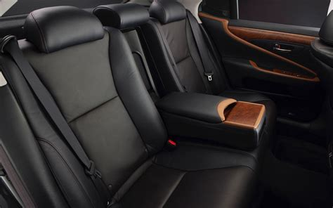 automobile air conditioning service 2011 lexus ls interior lighting lexus launches 2011 ls460 touring edition model