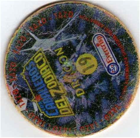 Kaos Madagascar 13 mis colecciones tazos caballeros zodiaco