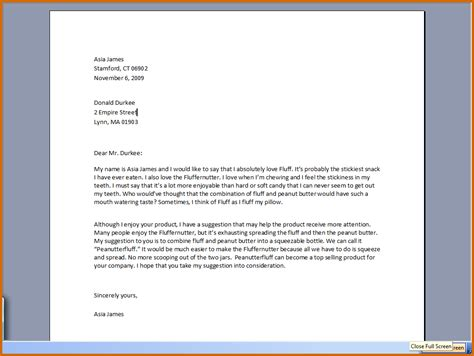 a letter 14 how to write a letter lease template