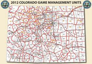 colorado big unit map where to hunt elk choosing a management unit gmu