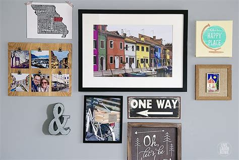 travel wall ideas travel themed gallery wall live laugh rowe