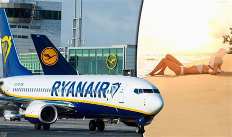 ryanair holidays airline launch package deal across uk travel news travel express co uk