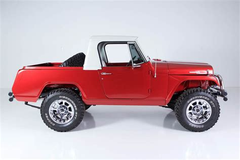 1969 jeep truck 1969 jeep commando custom 198930