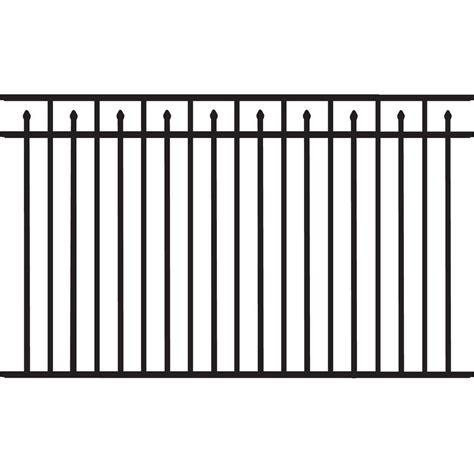 8 aluminum fence panels compare prices at nextag