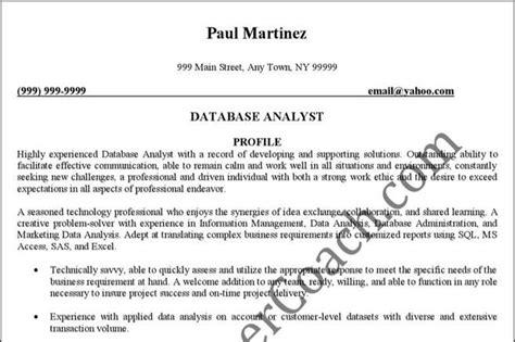 Database Marketing Analyst Sle Resume by 29 Resume Templates Free Premium 28 Images 100 Free Cv Templates 29 To Design Beautiful