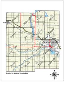 midland county map county of midland michigan gt equalization gt tax maps