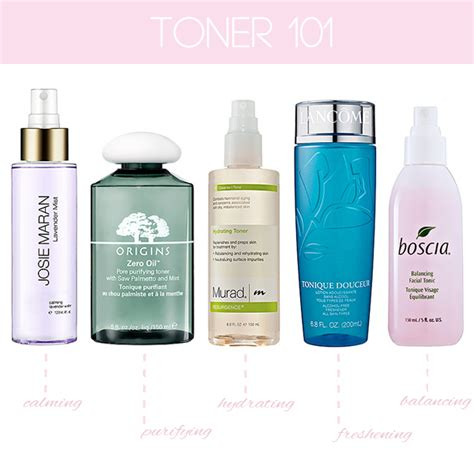 Toner Dnars Skincare skincare 101 the great toner debate phan phan