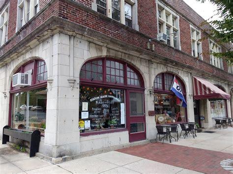 Station House Cafe by Station House Restaurant 34 Fotos E 56 Avalia 231 245 Es Caf 233