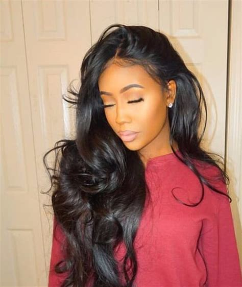Wavy Weave Hairstyles by 50 Sensational Weave Hairstyles My New Hairstyles