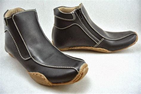 Sepatu Countryboots 02 liberty 17 kulit doff