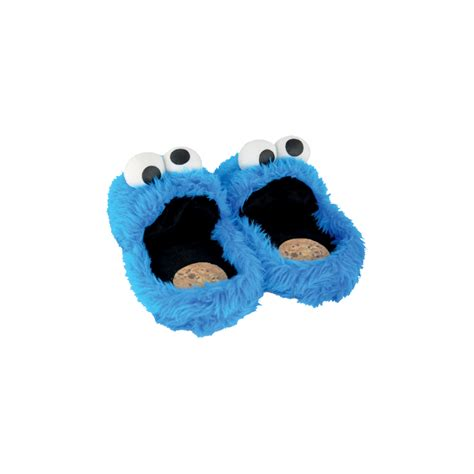 cookie monster house shoes sesame street cookie monster slippers forofos
