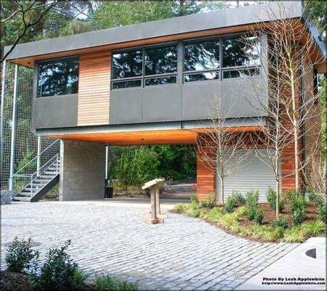 35 Best Images About Houses On Stilts On Pinterest Modern Stilt House Plans