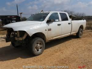 2011 Dodge Ram Performance Parts Buy New 2011 Dodge Ram 3500 4x4 Crew Cab Cummins Turbo Diesel Truck Parts Repair In