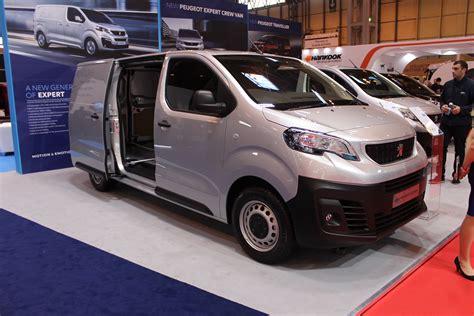 peugeot expert 2016 vans galore at cv show 2016 full review commercial
