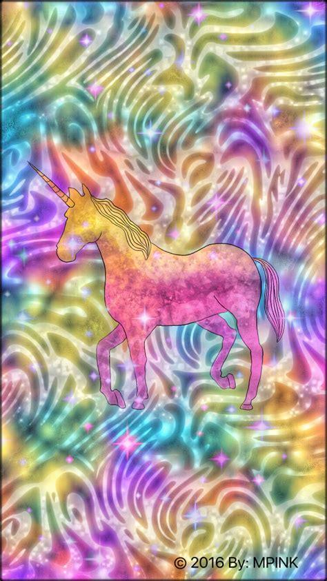 girly rainbow wallpaper rainbow unicorn wallpaper pimp my phone pinterest