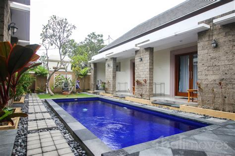 8 bedroom house to rent 8 eight room guest house with furnished in sanur sanur