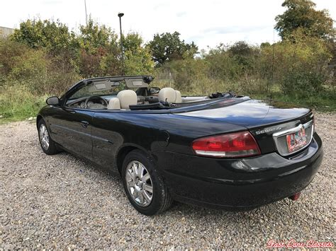 2004 chrysler convertible 2004 chrysler sebring convertible for sale fast