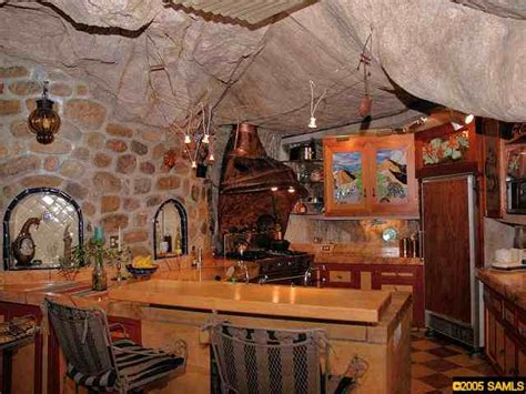Sunken Kitchen become a troglodyte cave house for sale caving news