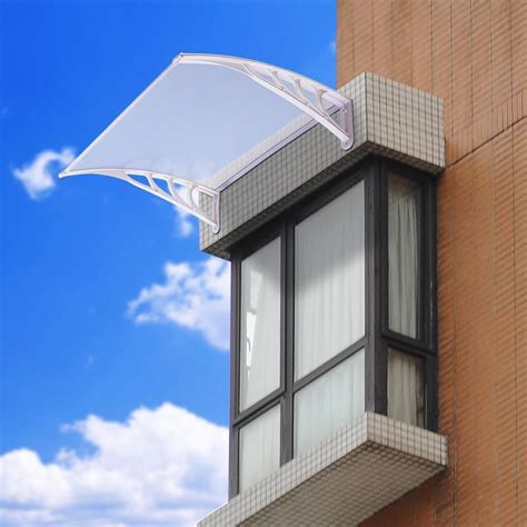 rain awnings door canopy roof shelter awning shade rain cover porch