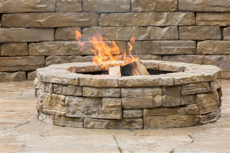 rosetta fire pit belveder aub lurvey landscape supply