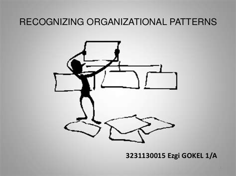 pattern of organizational conflict organizational patterns of audiotextss