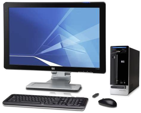 latest computer tech: new hp desktops series: s3000, a6000
