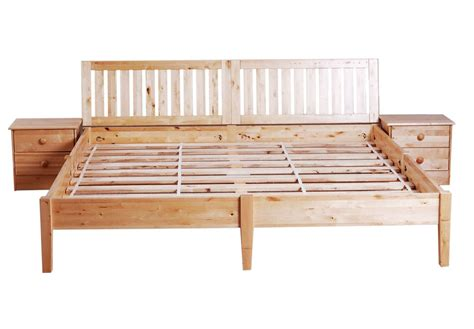 Solid Wood Bed Frame China Solid Wood Bed Frame Qa 001 Photos Pictures Made In China