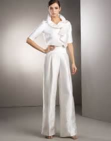 Wedding dress and wedding pants