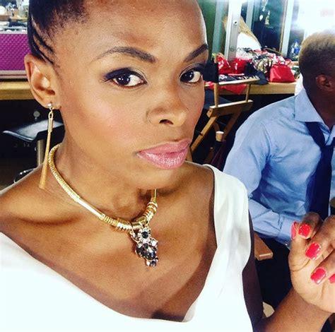 unathi hair styles unathi msengana doesn t think she needs to apologise for