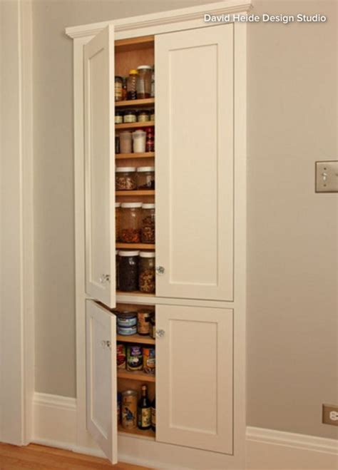 In Wall Pantry by 25 Best Ideas About Wall Pantry On Built In